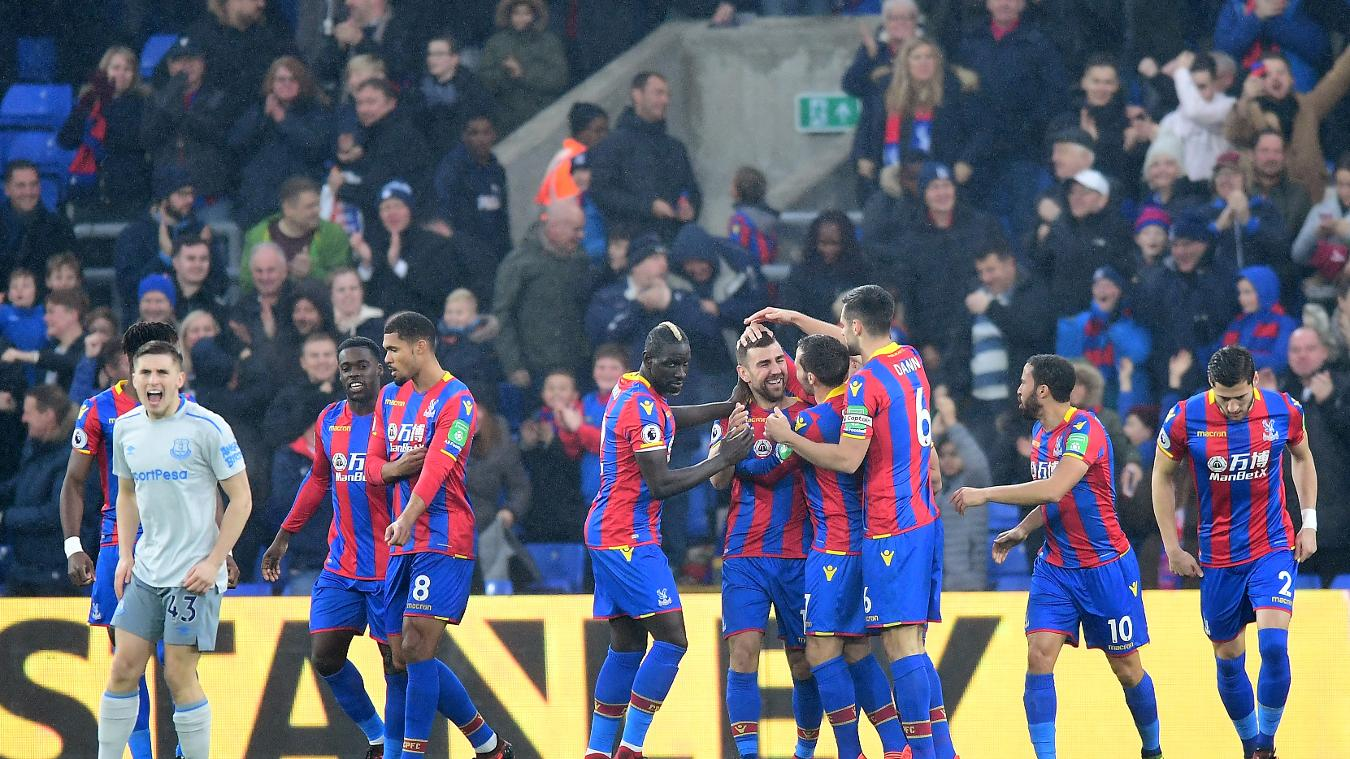 Crystal Palace vs Everton Highligths