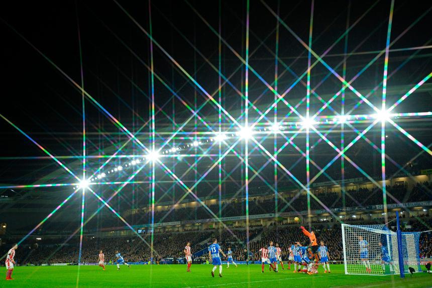 Brighton 2-2 Stoke City