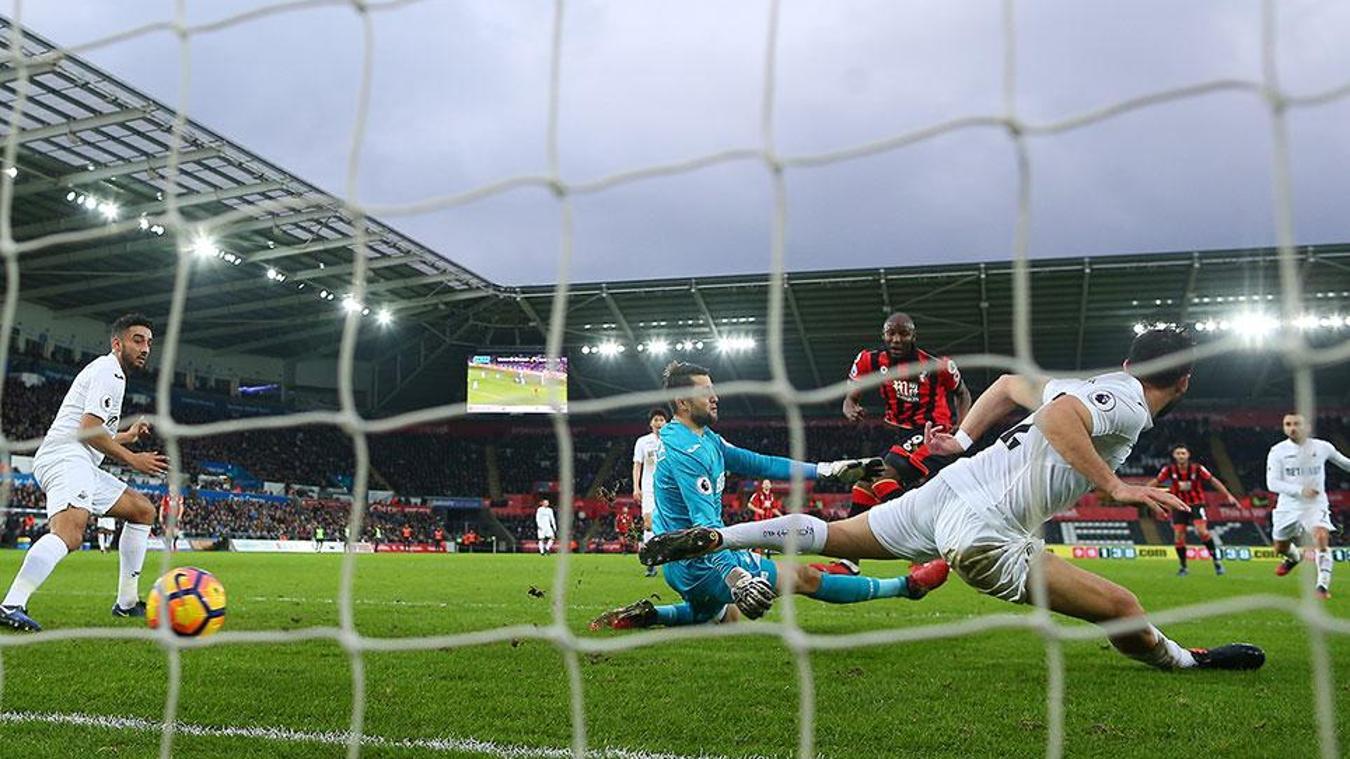 Swansea City v AFC Bournemouth, 25 November