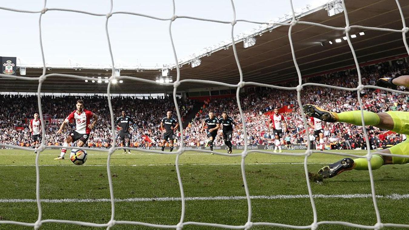 Southampton v Everton, 26 November