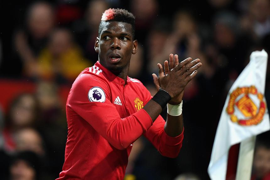 Paul Pogba, Man Utd