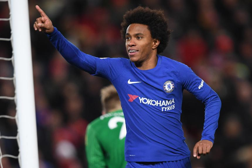 b380df291 Willian earns late Anfield point for Chelsea