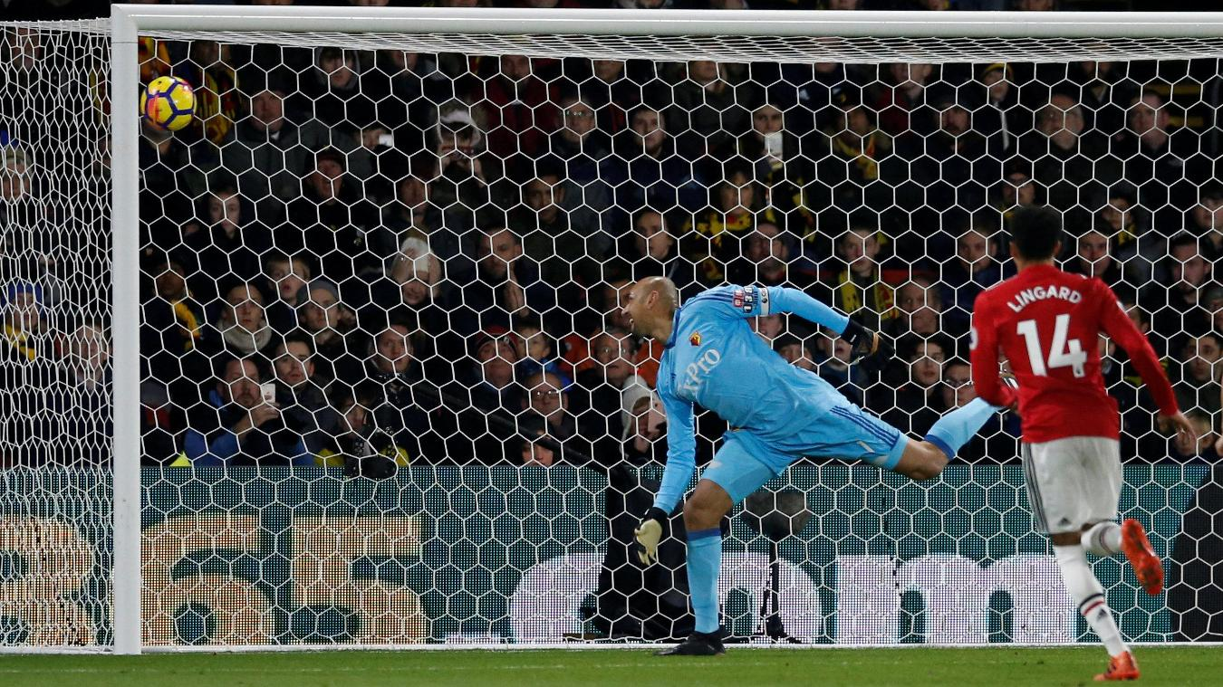 Watford 2-4 Manchester United