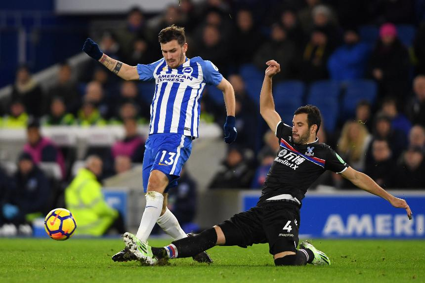 Brighton & Hove Albion v Crystal Palace