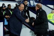 West Brom v Newcastle