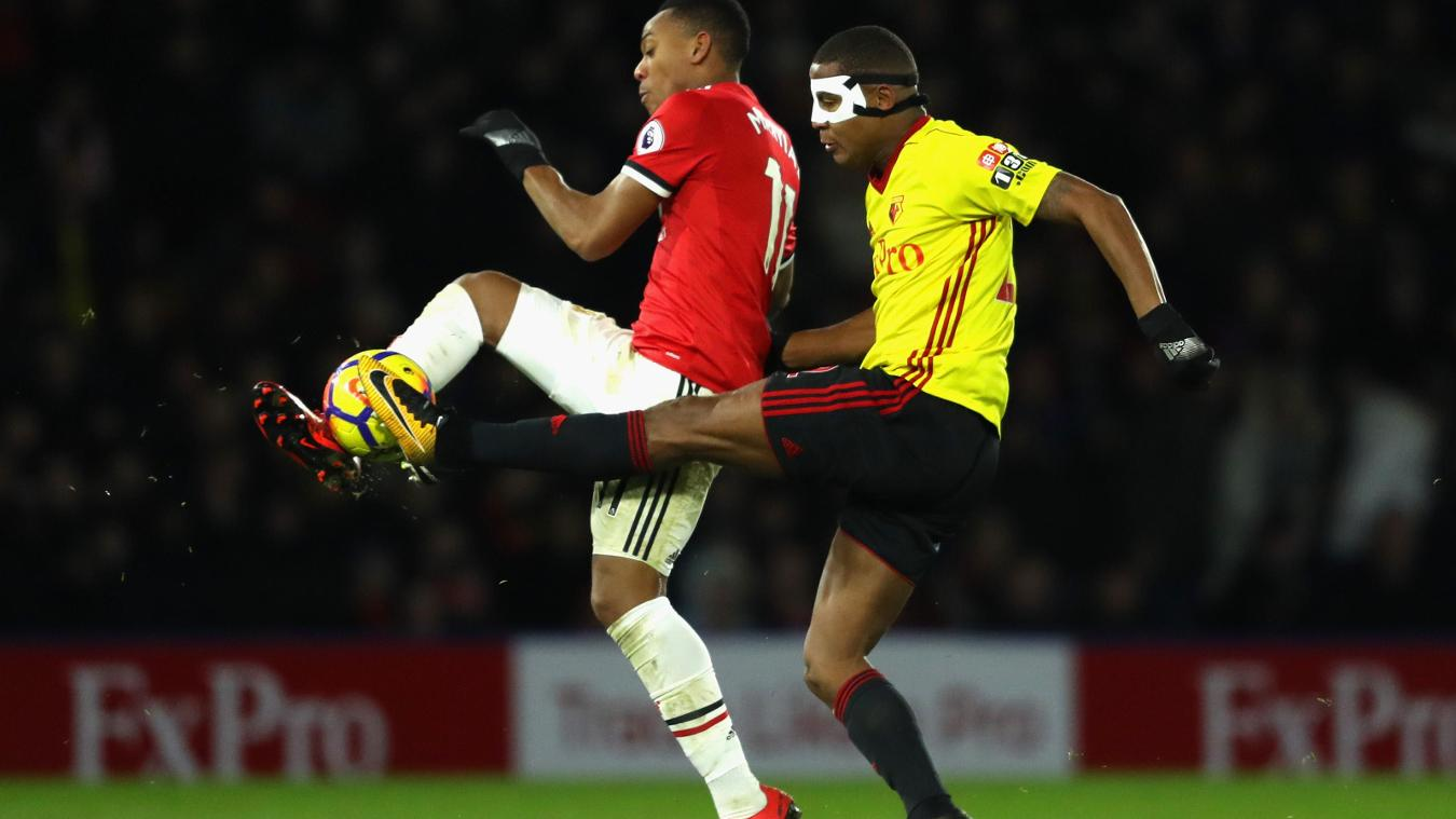 Watford vs Manchester United Highlights