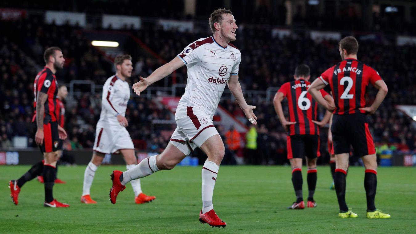 AFC Bournemouth 1-2 Burnley Highlights