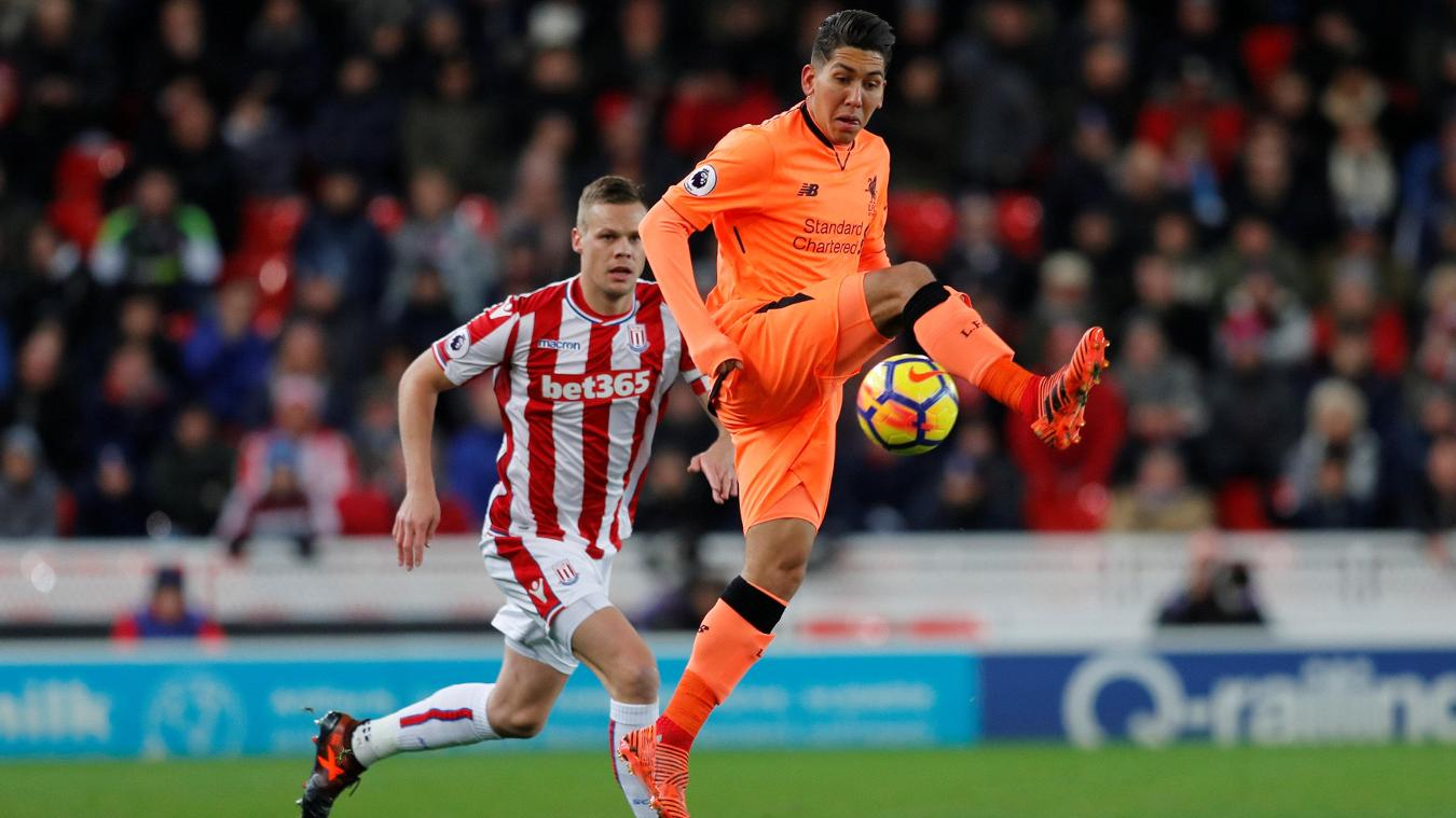 Stoke City 0-3 Liverpool Highlights