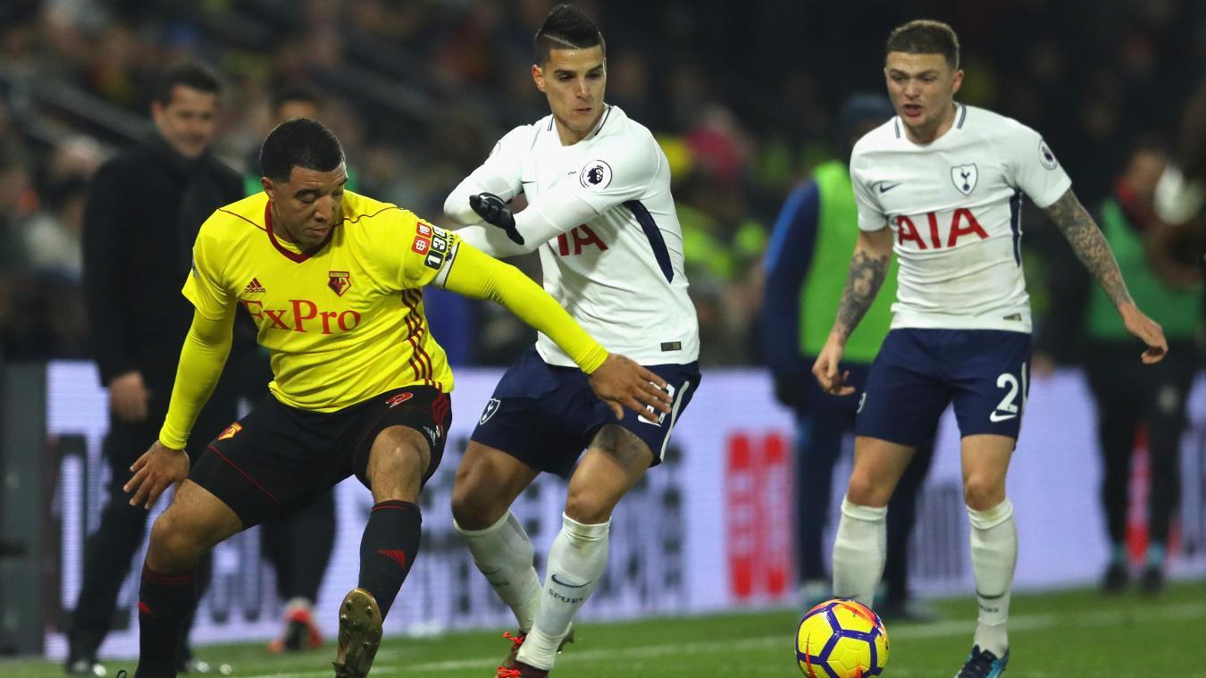 Watford 1-1 Tottenham Hotspur