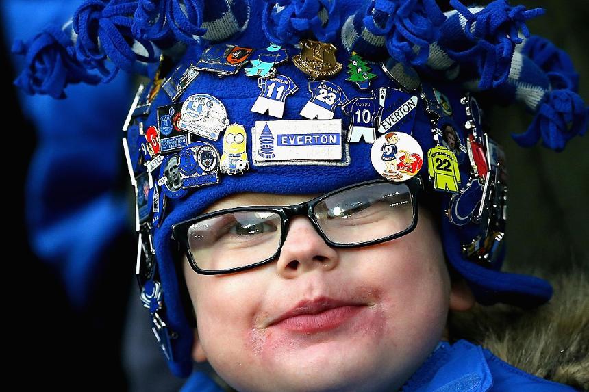 Everton 2-0 Huddersfield