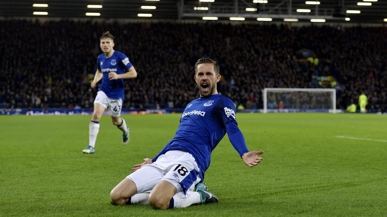 Everton vs Huddersfield Highlights