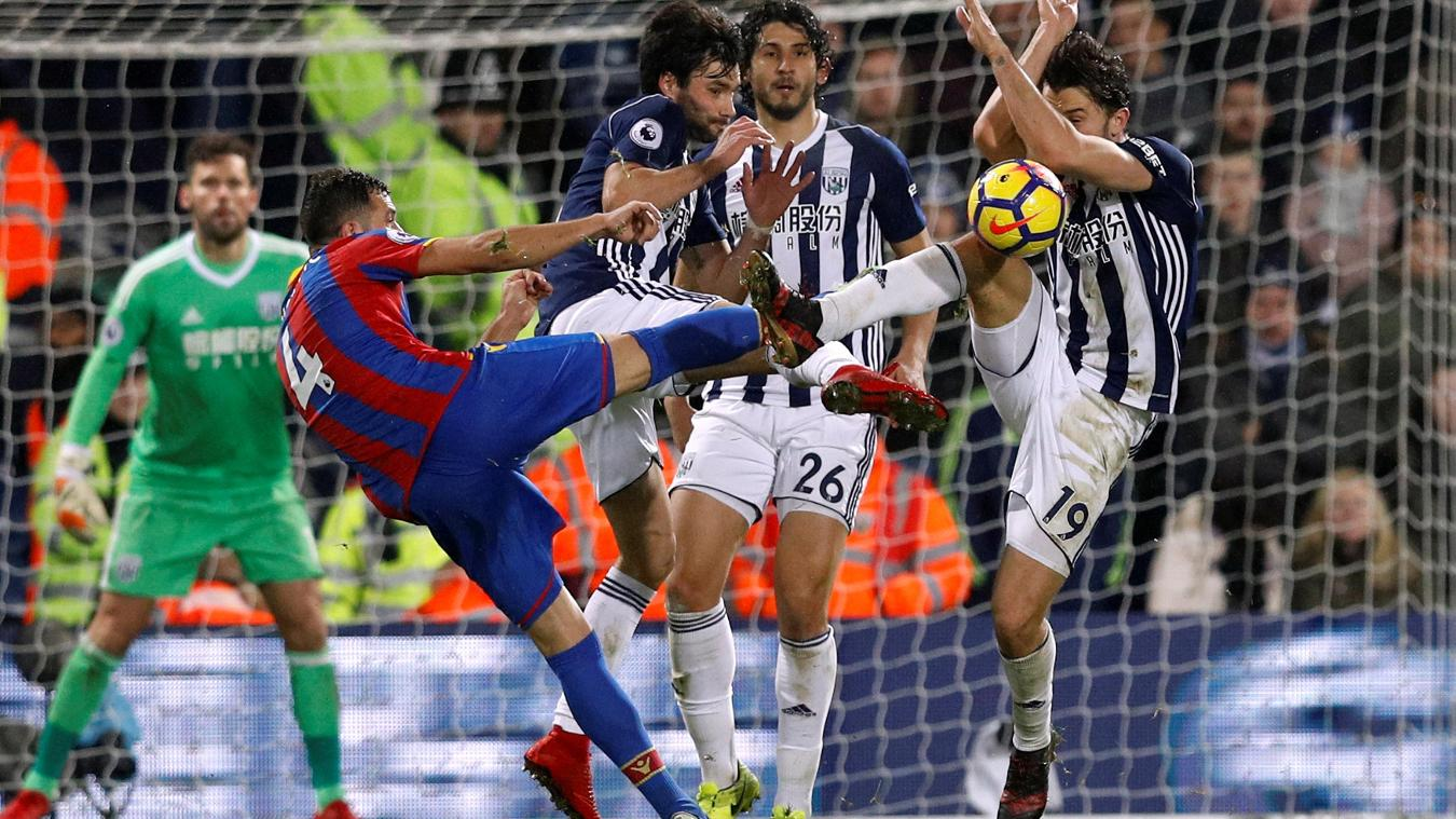 West Brom 0-0 Crystal Palace