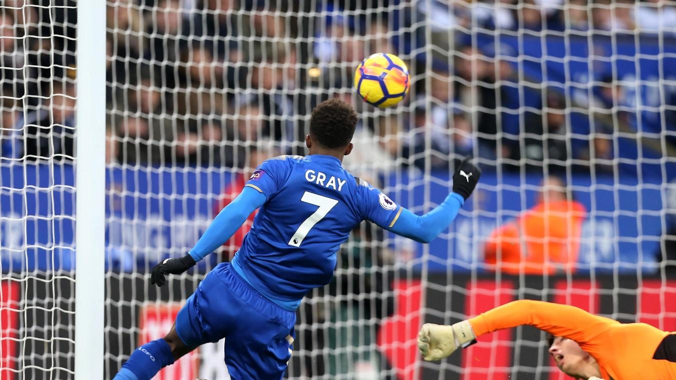 Leicester 1-0 Burnley Highlights