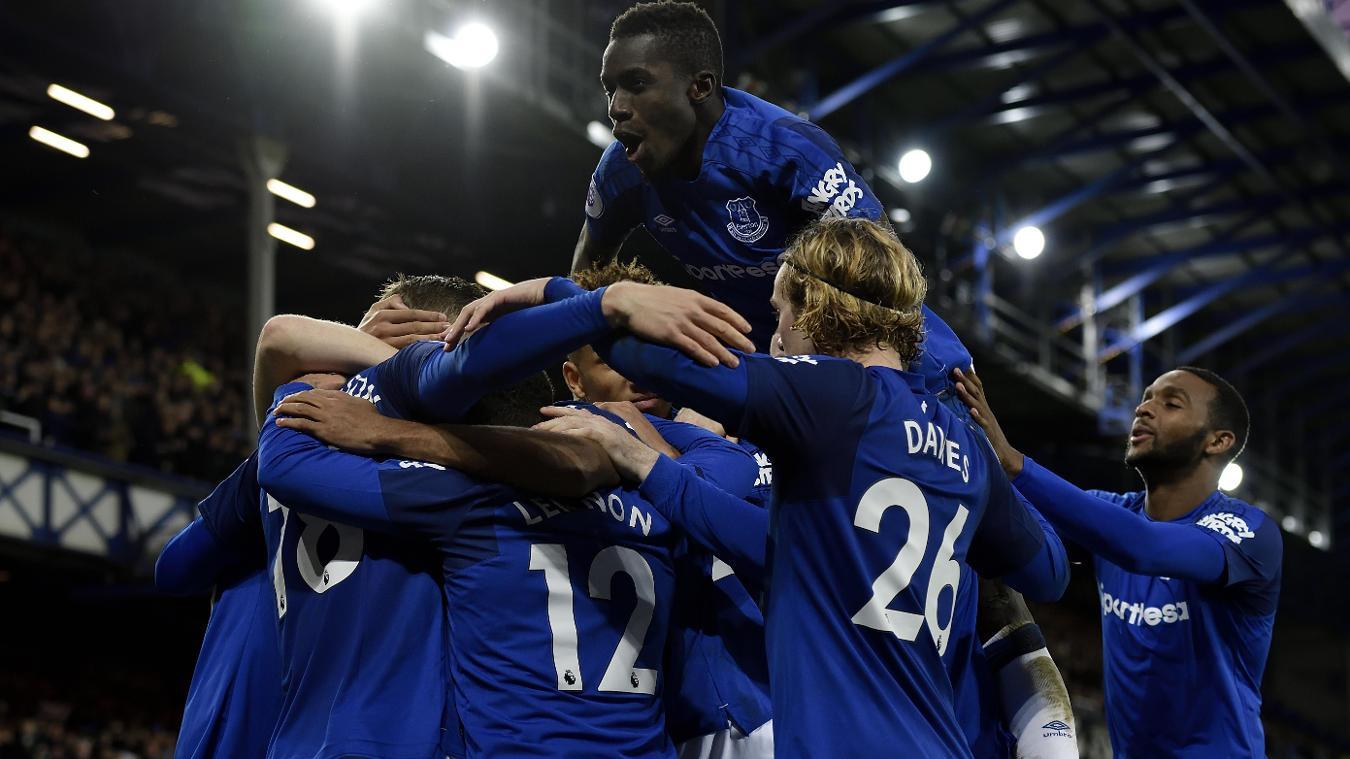 Everton 2-0 Huddersfield Highlights