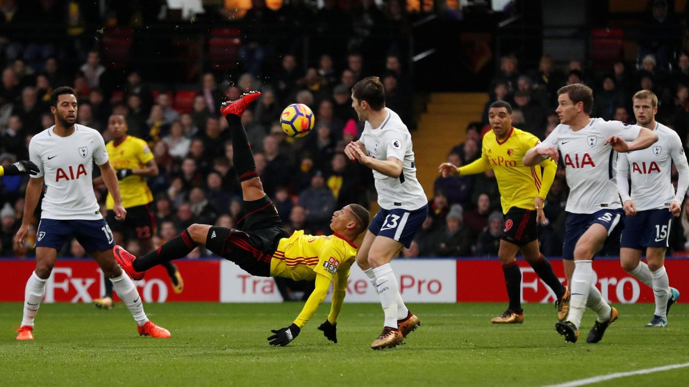 Watford 1-1 Spurs