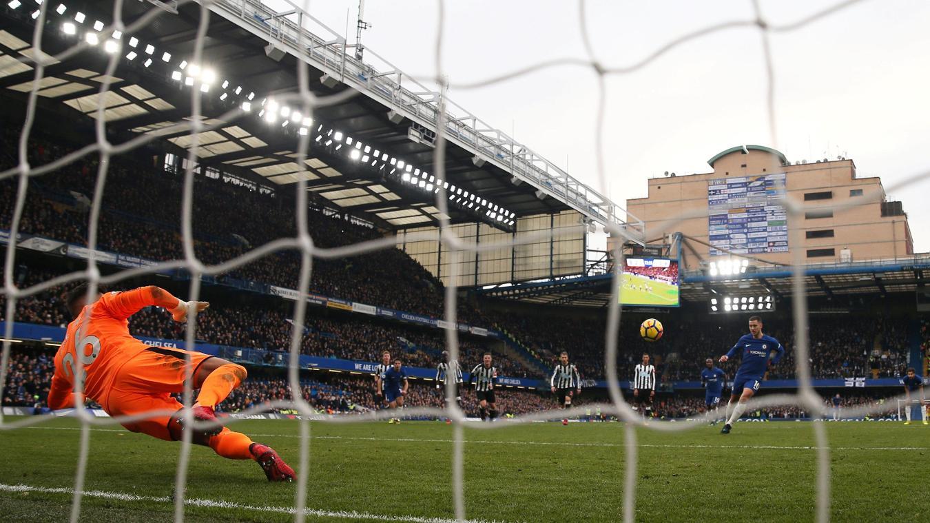 Chelsea 3-1 Newcastle United