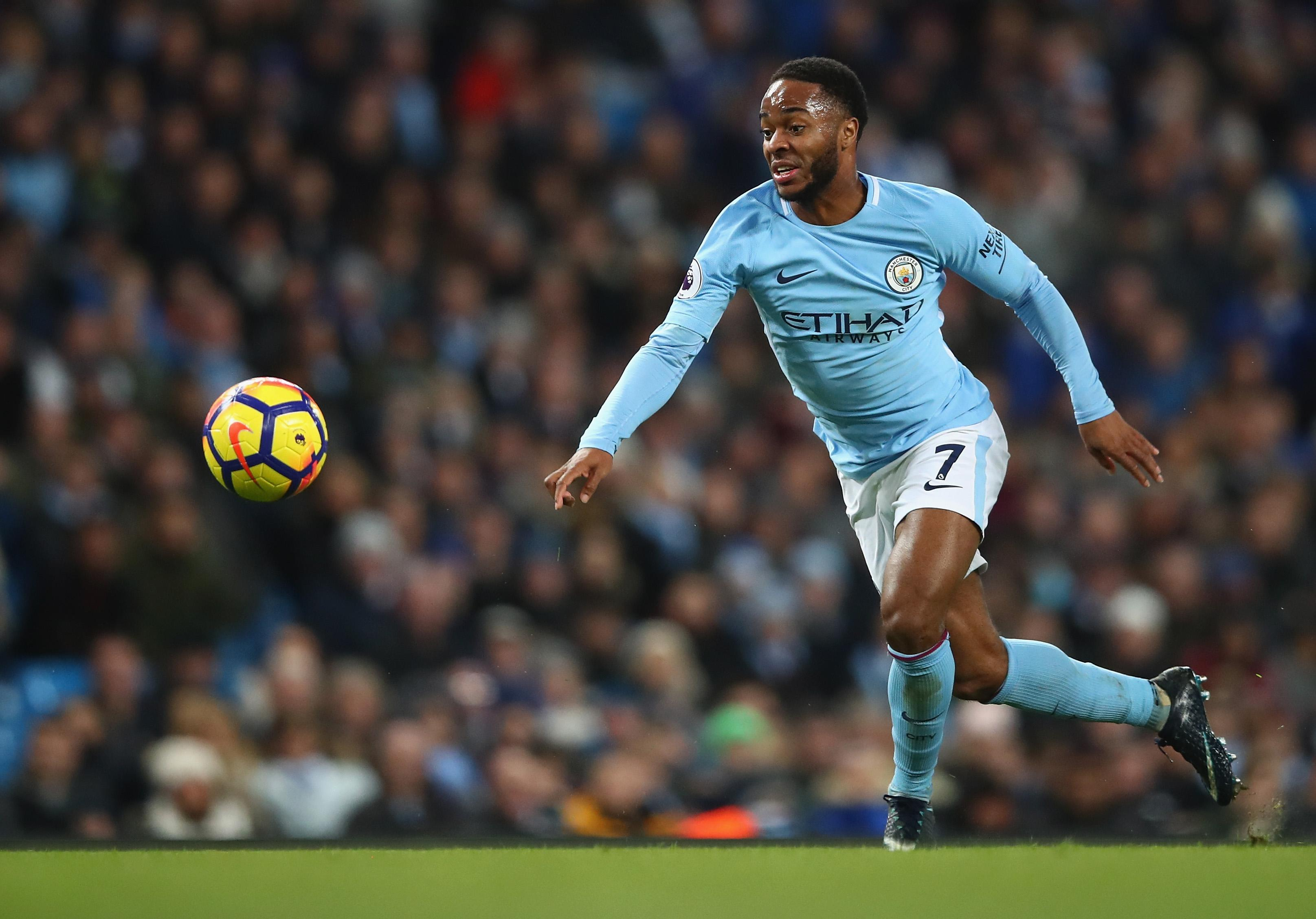 Sterling running away in fpl captaincy race for The sterling