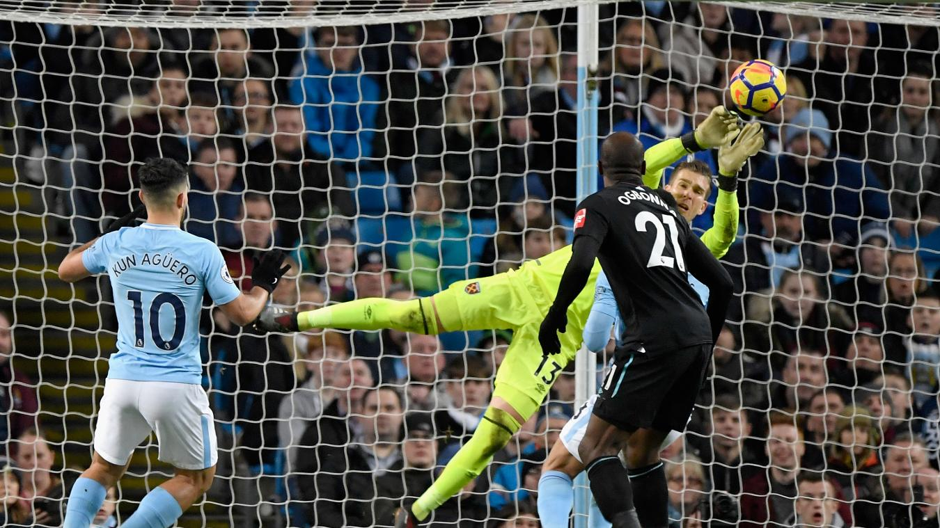 Manchester City 2-1 West Ham Highlights