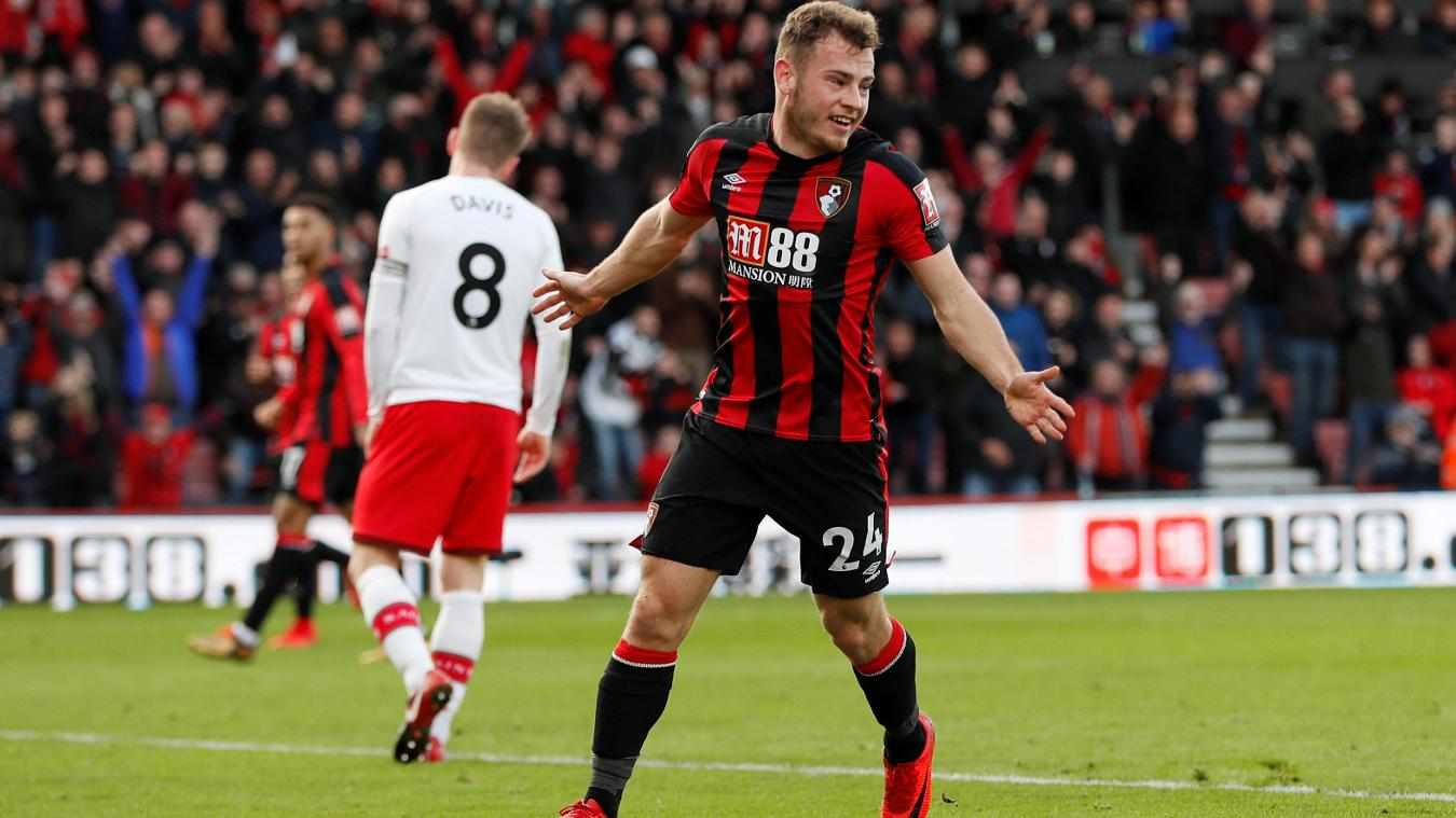 Bournemouth 1-1 Southampton Highlights