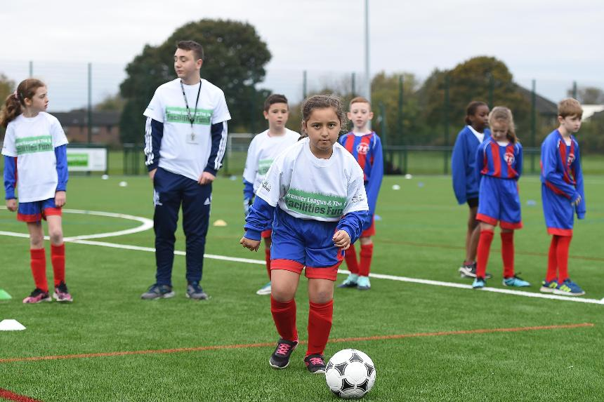 Manchester Health Academy, PL & The FA Facilities Fund