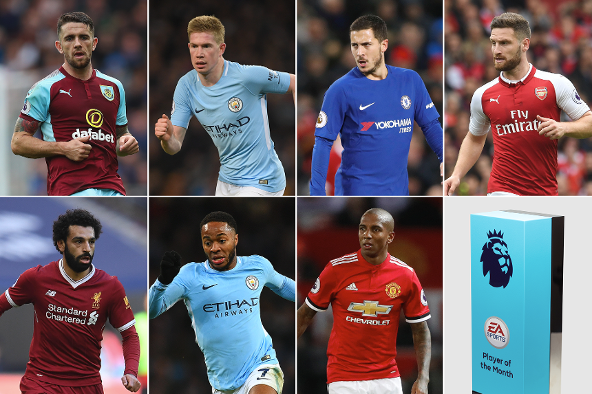 november s ea sports player of the month shortlist revealed