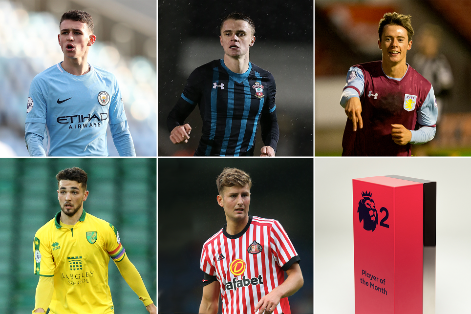 PL2 Player of the Month for November shortlist