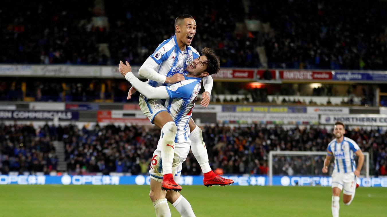 Huddersfield Town v Brighton, 9 December