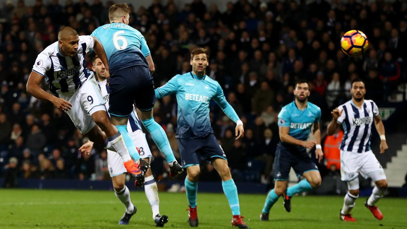 Swansea v West Brom, 9 December