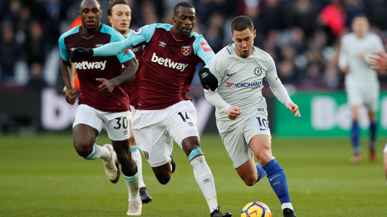 West Ham United 1-0 Chelsea Highlights