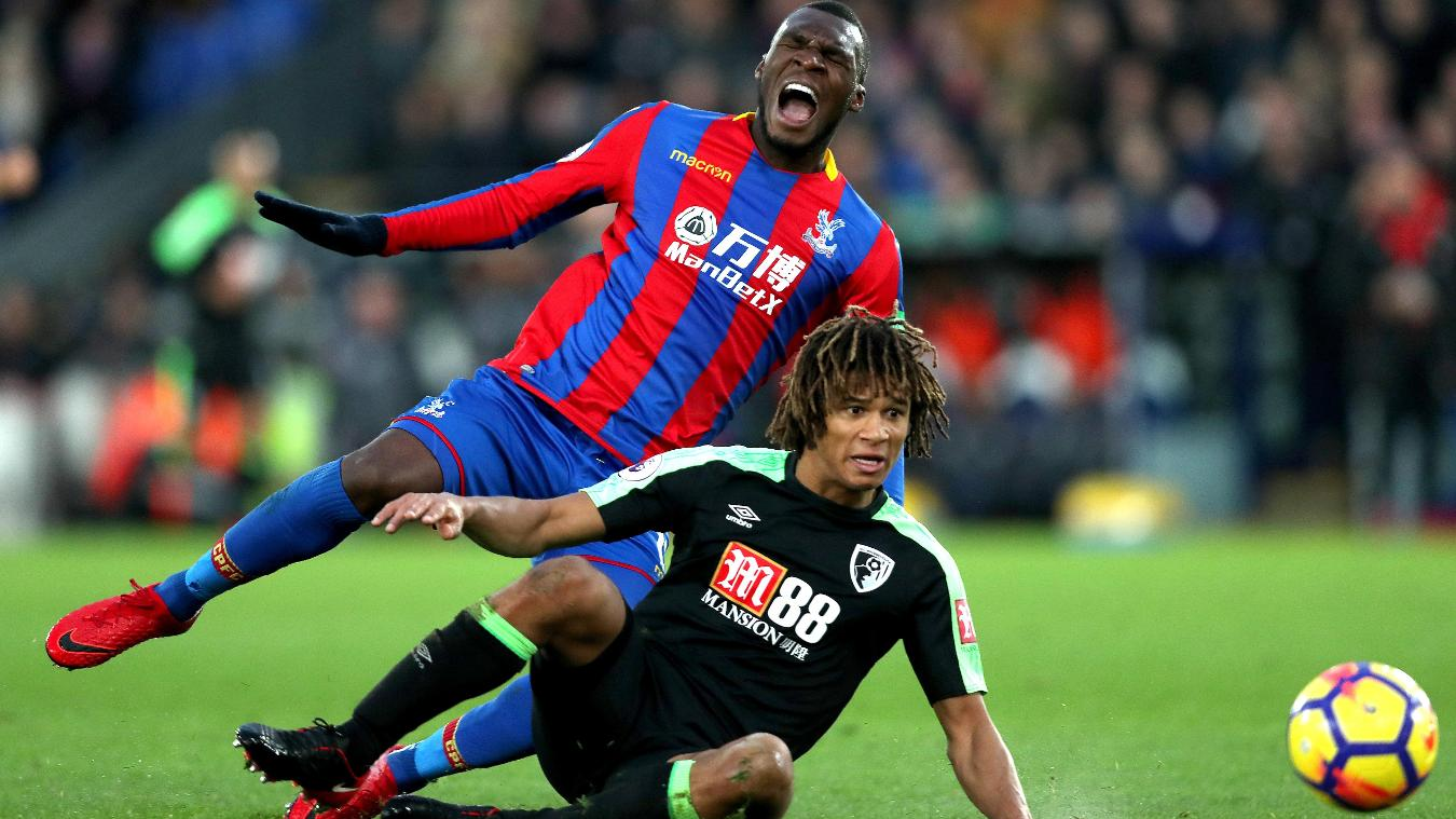 Crystal Palace 2-2 AFC Bournemouth Highlights
