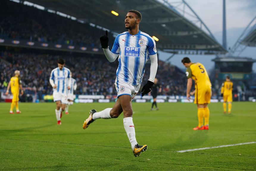 Huddersfield Town 2-0 Brighton
