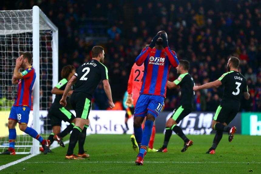 Crystal Palace v AFC Bournemouth