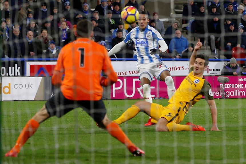 Huddersfield v Brighton