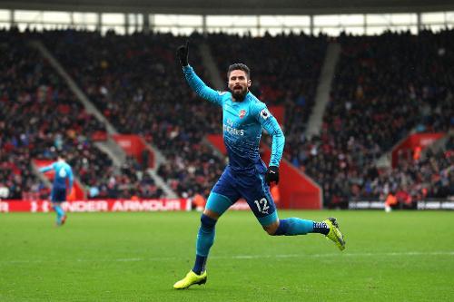 Southampton V Arsenal Premier League