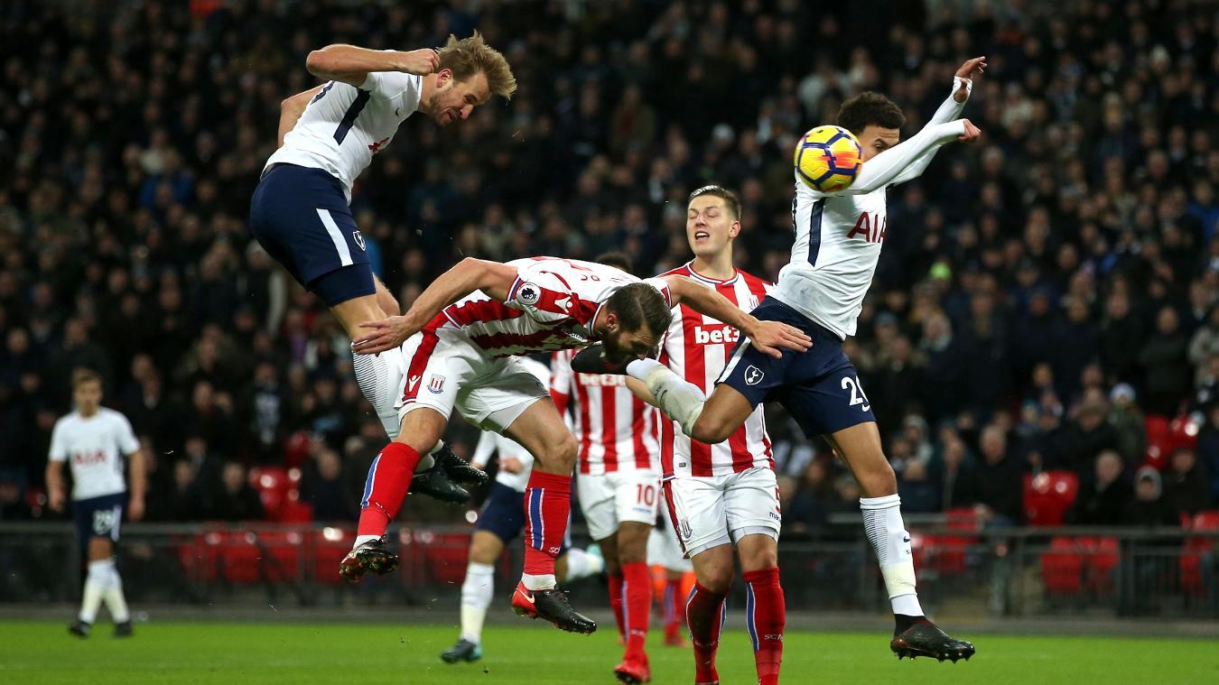 Tottenham Hotspur v Brighton & Hove Albion, 13 December