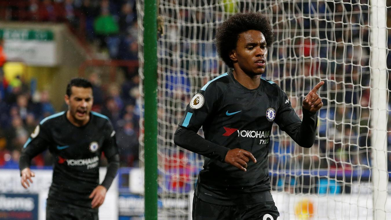 Huddersfield 1-3 Chelsea Highlights
