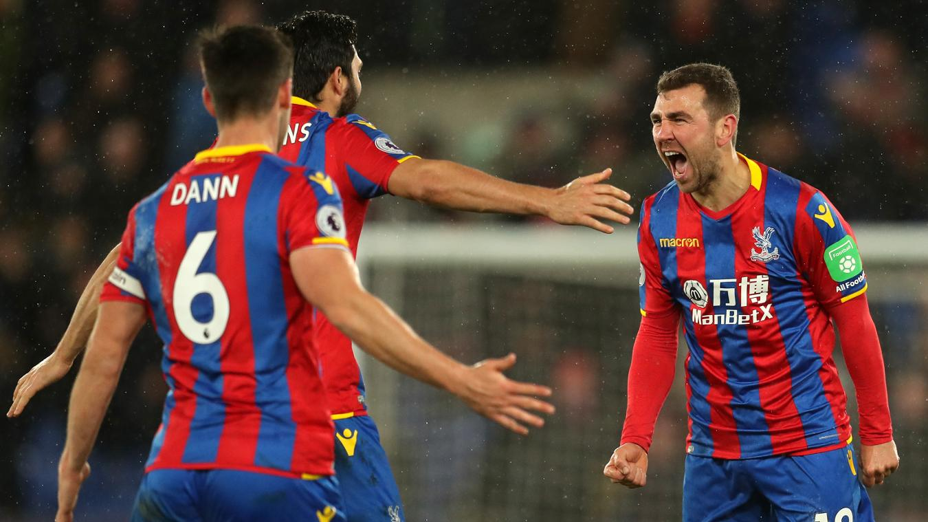 Crystal Palace 2-1 Watford Highlights