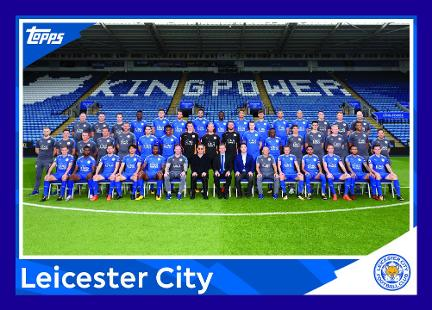 Leicester city fc topps football stickers premier league - Leicester city ticket office contact number ...