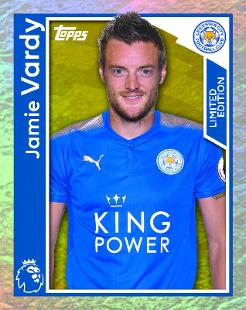 Jamie vardy topps football stickers leicester city - Leicester city ticket office contact number ...