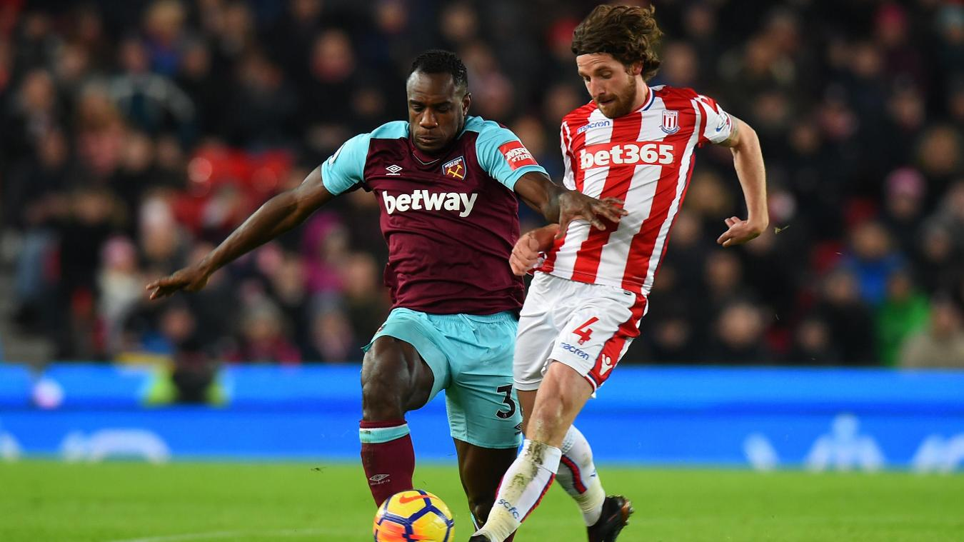 Stoke City vs West Ham Untied Highlights
