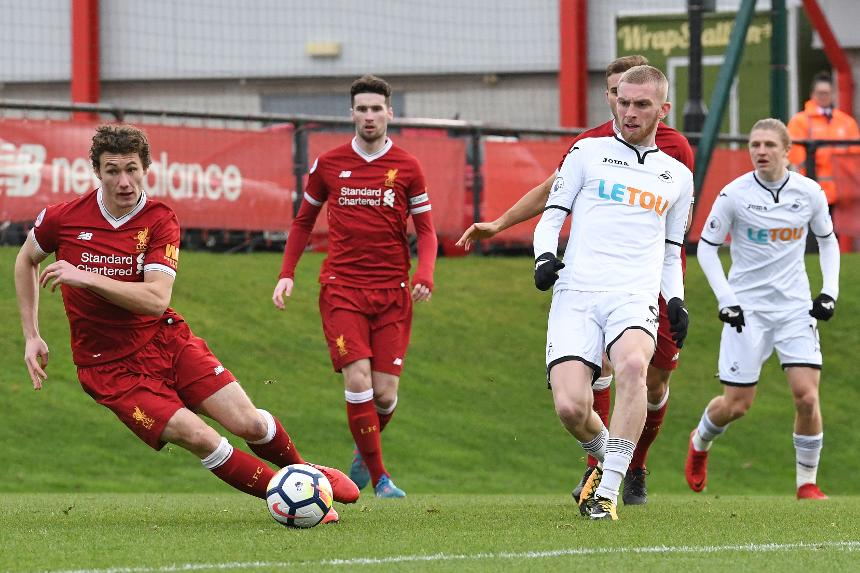 Liverpool v Swansea City PL2