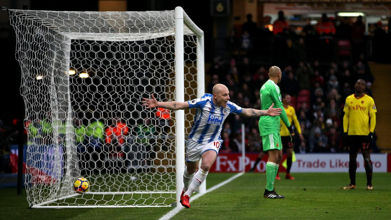 Watford vs Huddersfield Town Highlights