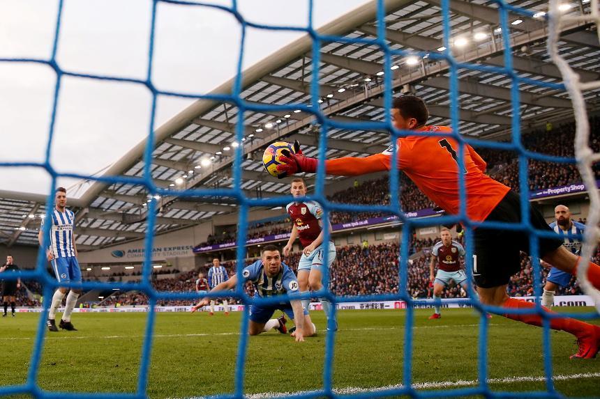 Brighton 0-0 Burnley