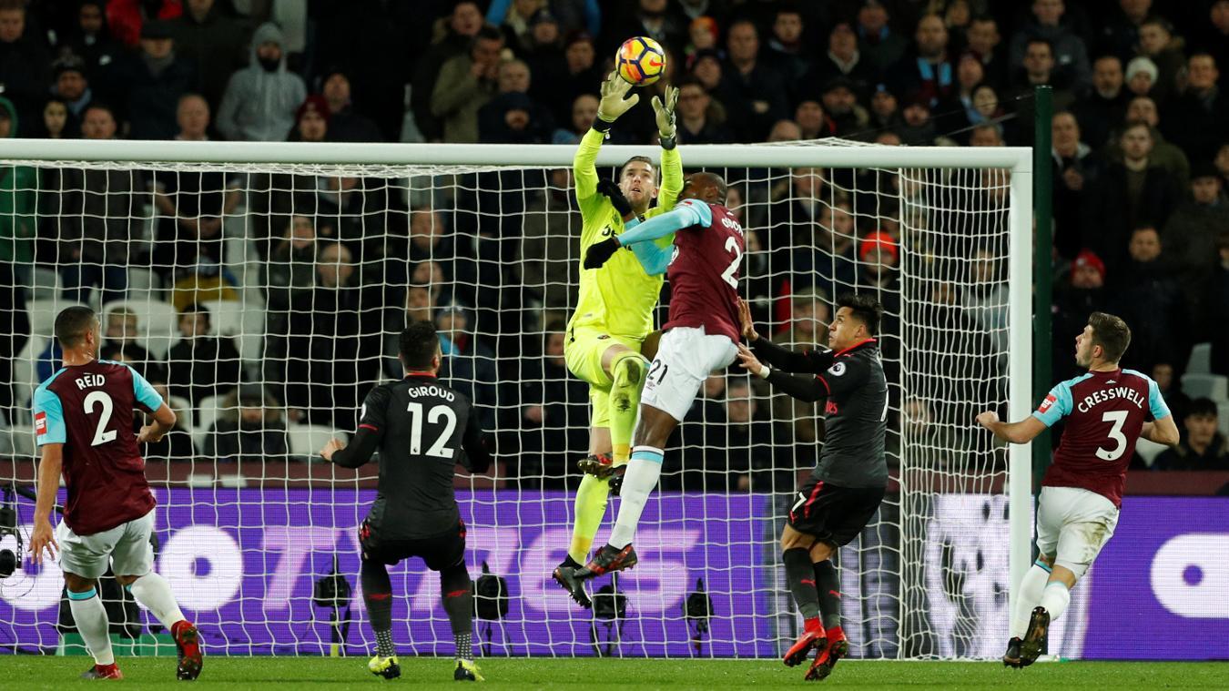 West Ham v Newcastle United, 23 December
