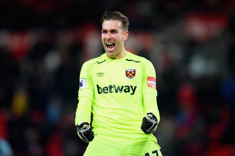Adrian, West Ham