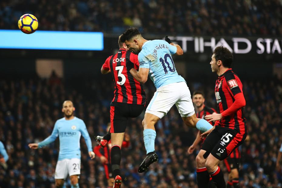 Manchester City v AFC Bournemouth