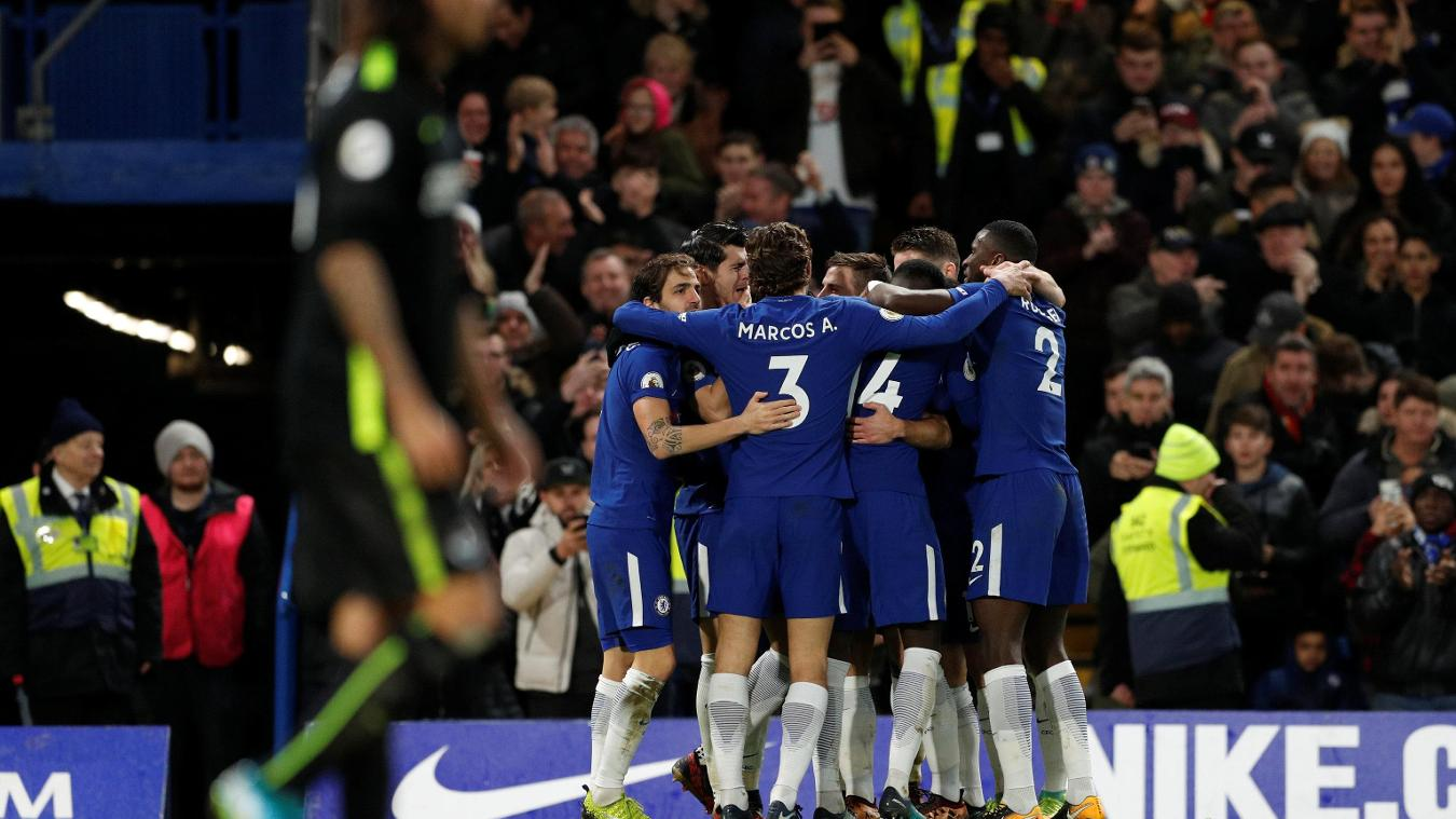 Chelsea 2-0 Brighton and Hove Albion Highlights