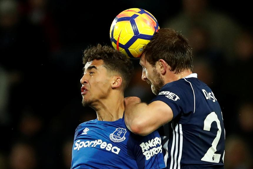 West Brom 0-0 Everton