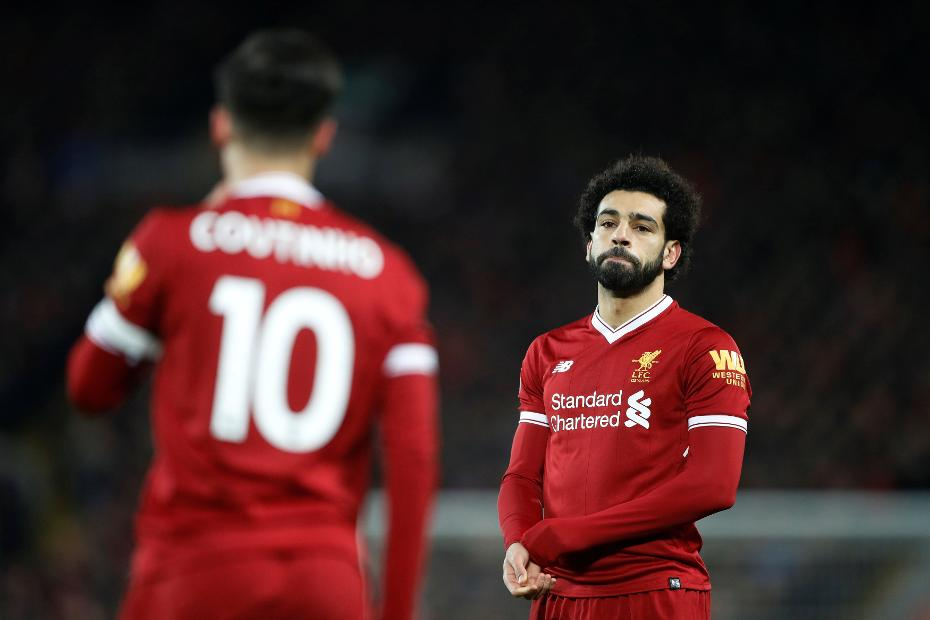Mohamed Salah: Jurgen Klopp unsure on Liverpool forward's injury