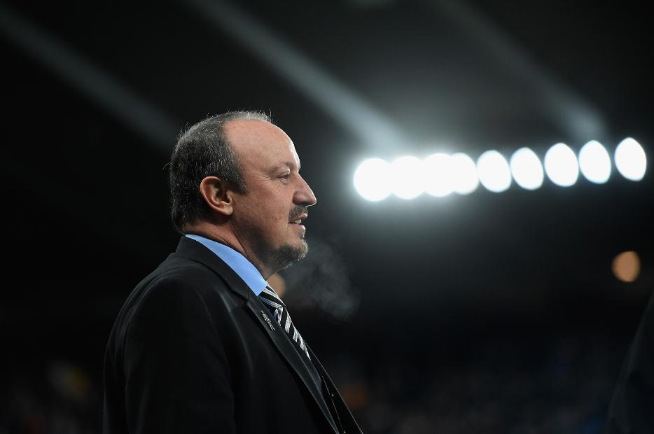 Rafa Benitez, Newcastle